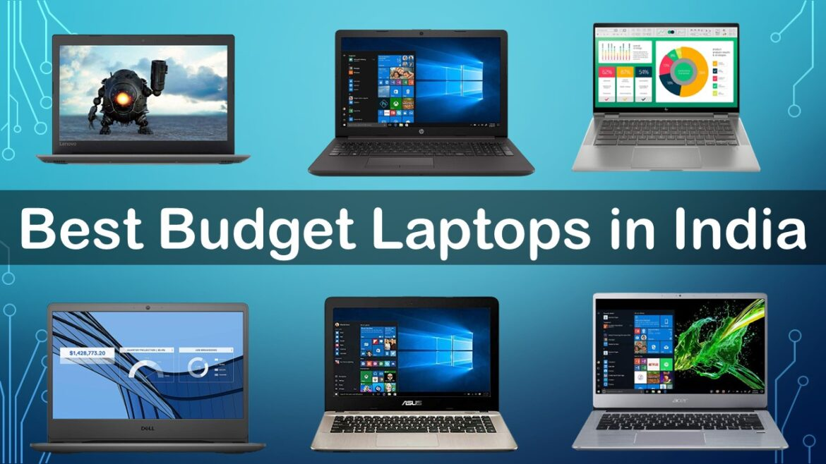 Best Budget Laptops in India 2021
