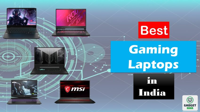 best gaming laptops in india 2021