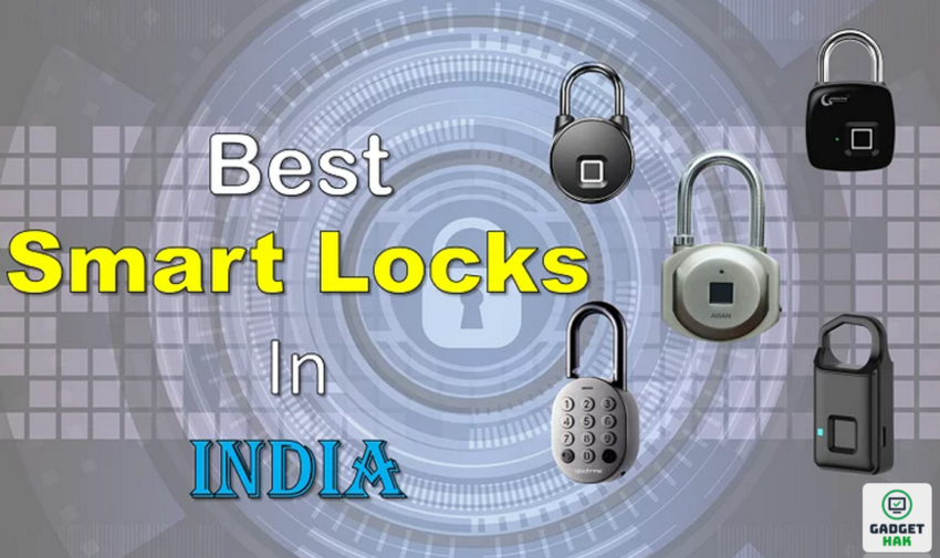 best smart lock for home in india