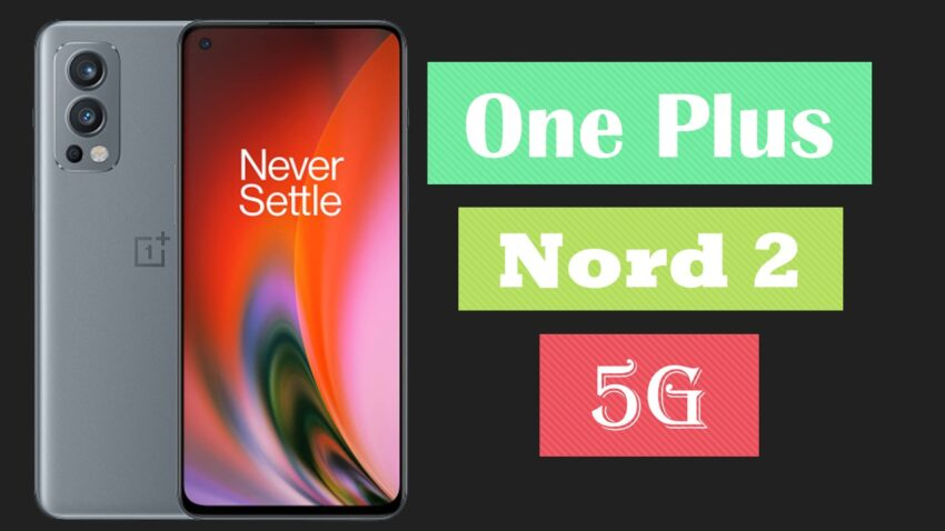 one plus nord 2 5g